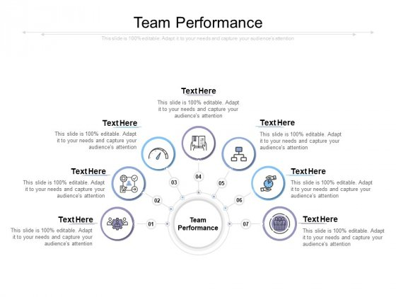 Team Performance Ppt PowerPoint Presentation Outline Graphic Images Cpb