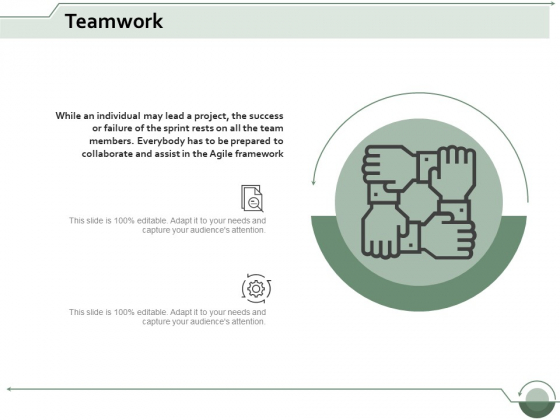 Teamwork Ppt Powerpoint Presentation Infographic Template Graphics Example