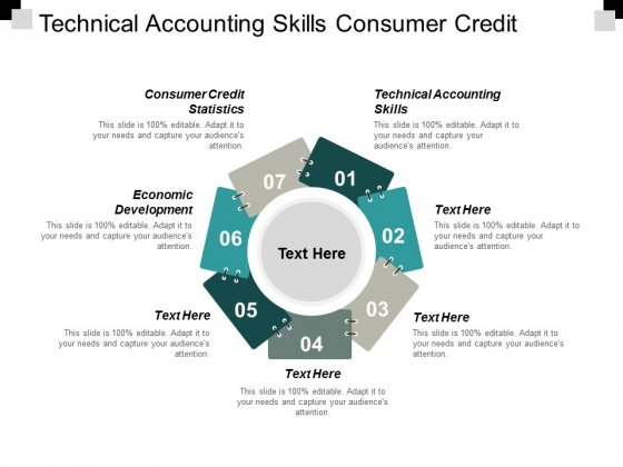 Technical Accounting Skills Consumer Credit Statistics Economic Development Ppt PowerPoint Presentation Inspiration Ideas