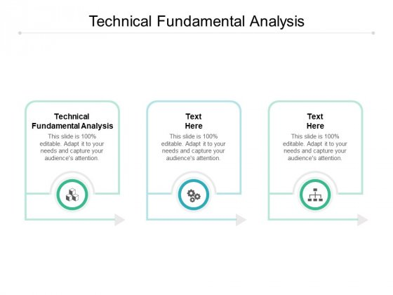 Technical Fundamental Analysis Ppt PowerPoint Presentation Portfolio Graphics Example Cpb