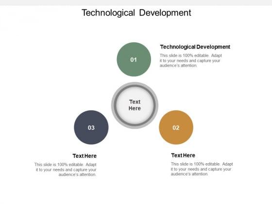 Technological Development Ppt PowerPoint Presentation Styles Deck Cpb