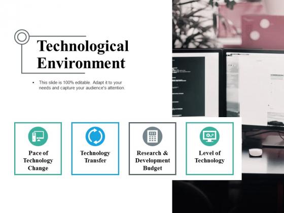 Technological Environment Ppt PowerPoint Presentation Portfolio Show
