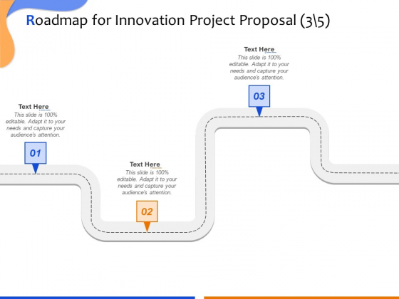 Technological Innovation Project Roadmap For Innovation Ppt Slides Topics PDF