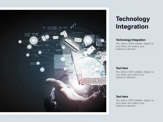 Technology Integration Ppt PowerPoint Presentation Styles Gridlines Cpb Pdf