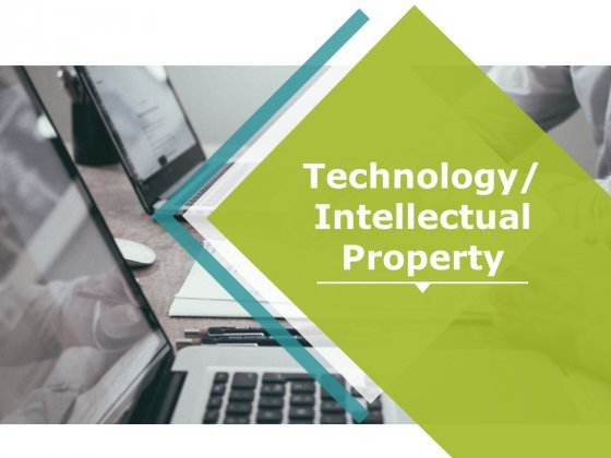 Technology Intellectual Property Ppt PowerPoint Presentation Pictures Slide