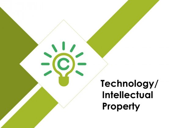 Technology Intellectual Property Template 1 Ppt PowerPoint Presentation Ideas Design Ideas