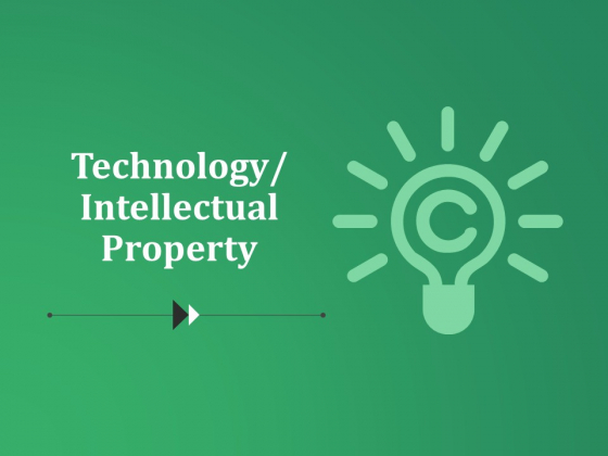 Technology Intellectual Property Template 1 Ppt PowerPoint Presentation Slides Graphics