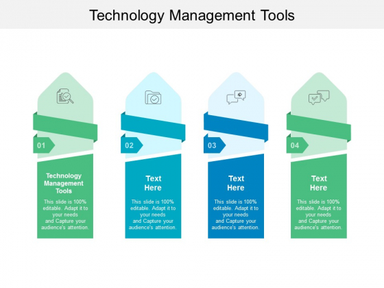 Technology Management Tools Ppt PowerPoint Presentation Model Inspiration Cpb