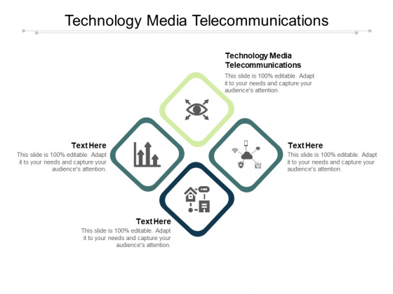 Technology Media Telecommunications Ppt PowerPoint Presentation Summary Slide Portrait Cpb Pdf