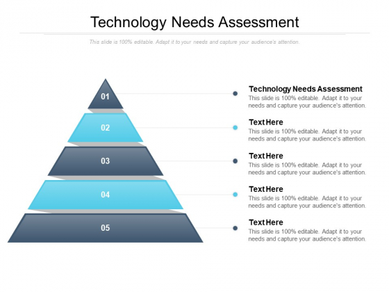 Technology Needs Assessment Ppt PowerPoint Presentation Infographic Template Microsoft Cpb