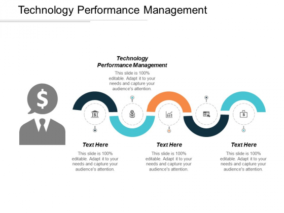 Technology Performance Management Ppt PowerPoint Presentation Infographic Template Aids Cpb