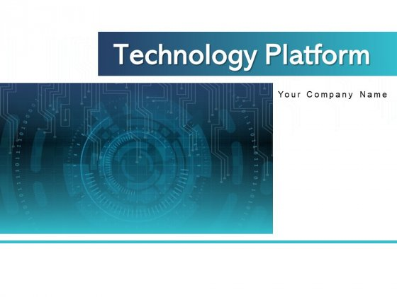 Technology Platform Operations Services Gear Ppt PowerPoint Presentation Complete Deck