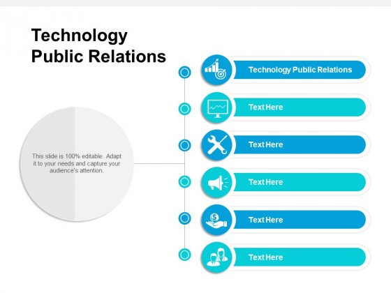 Technology Public Relations Ppt PowerPoint Presentation Ideas Gridlines Cpb