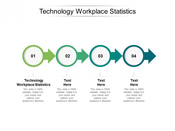 Technology Workplace Statistics Ppt PowerPoint Presentation Styles Gallery Cpb Pdf