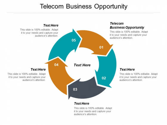 Telecom Business Opportunity Ppt PowerPoint Presentation Icon Designs Download Cpb