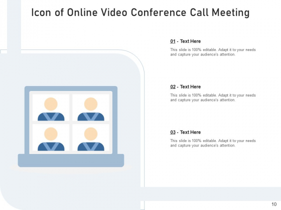 Teleconference_Icon_Conference_Call_Teamwork_Ppt_PowerPoint_Presentation_Complete_Deck_Slide_10
