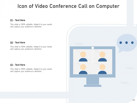 Teleconference_Icon_Conference_Call_Teamwork_Ppt_PowerPoint_Presentation_Complete_Deck_Slide_11