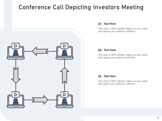 Teleconference_Icon_Conference_Call_Teamwork_Ppt_PowerPoint_Presentation_Complete_Deck_Slide_2
