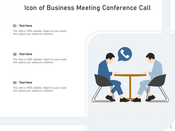 Teleconference_Icon_Conference_Call_Teamwork_Ppt_PowerPoint_Presentation_Complete_Deck_Slide_7