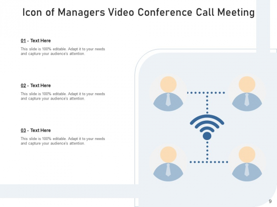 Teleconference_Icon_Conference_Call_Teamwork_Ppt_PowerPoint_Presentation_Complete_Deck_Slide_9
