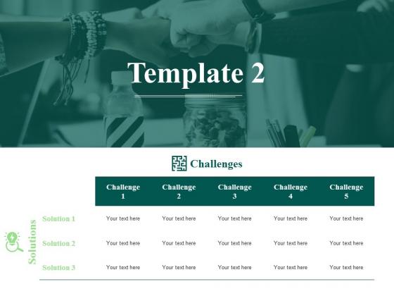 Template 2 Ppt PowerPoint Presentation Portfolio Sample