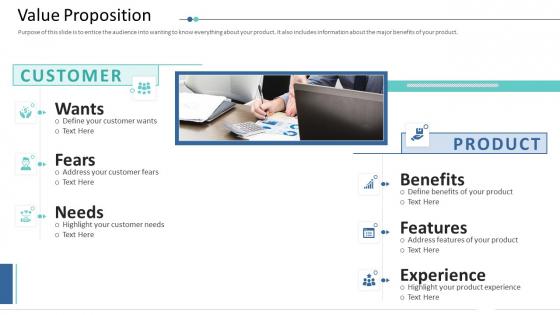 Ten Slides Guy Kawasaki Investor Deck Value Proposition Icons PDF