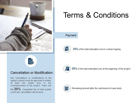 Terms And Conditions Payment Ppt PowerPoint Presentation Styles Vector