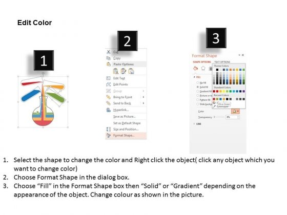 Test_Tubes_And_Beaker_For_Ratio_Analysis_Powerpoint_Template_3