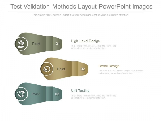 Test Validation Methods Layout Powerpoint Images