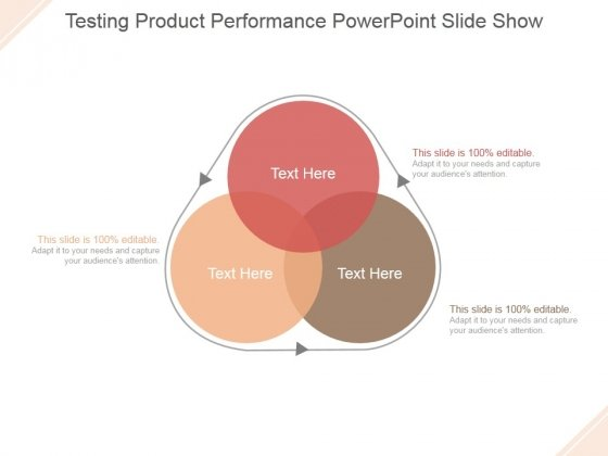 Testing Product Performance Ppt PowerPoint Presentation Slides