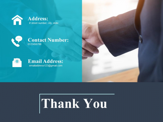 Thank You 10 Principles In Leading Change Control Ppt PowerPoint Presentation Inspiration Aids