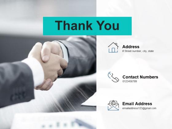Thank You Bizbok Enterprise Framework Ppt PowerPoint Presentation Icon Examples