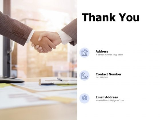 Thank You Brand Elements Ppt PowerPoint Presentation Infographics Deck