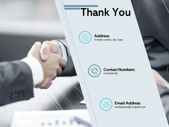 Thank You Business Analytics Ppt PowerPoint Presentation Infographic Template Icons