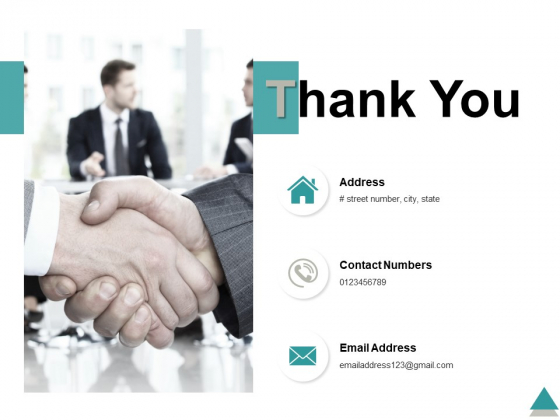 Thank You Business Principles Ppt PowerPoint Presentation Gallery Templates