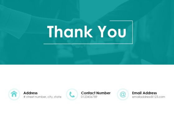 Thank You Business Risk Management Outline Ppt PowerPoint Presentation Show Layout