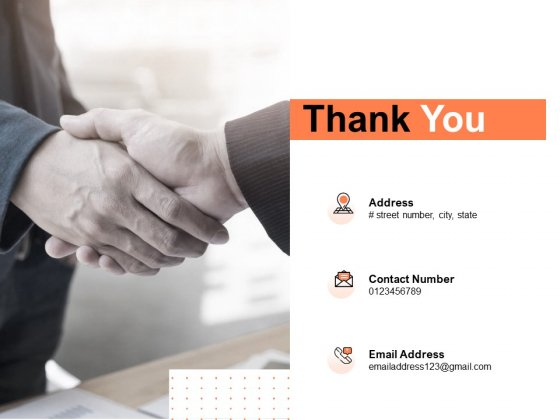 Thank You Capacity Strategy Ppt PowerPoint Presentation Gallery Maker