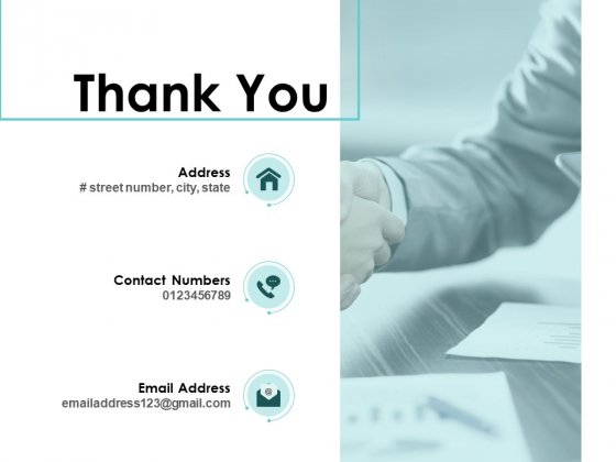 Thank You Career Promotion Ppt PowerPoint Presentation Outline Format