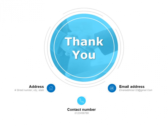 Thank You Corporate Promotion Ppt PowerPoint Presentation Styles Example