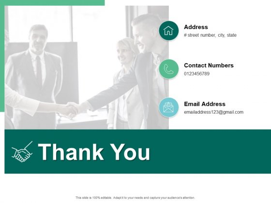 Thank You Credit Unions Ppt PowerPoint Presentation Styles Skills