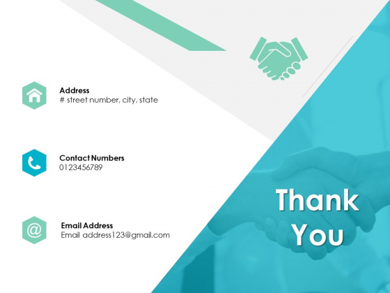 Thank You Door To Door Campaigning Ppt PowerPoint Presentation Visual Aids Background Images