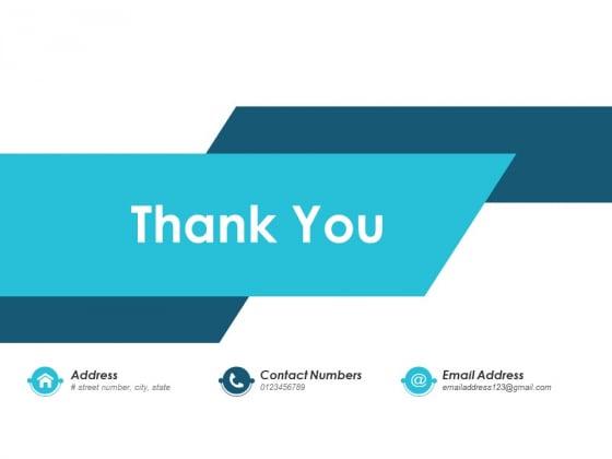 Thank You Door To Door Sales Ppt PowerPoint Presentation Visual Aids Slides