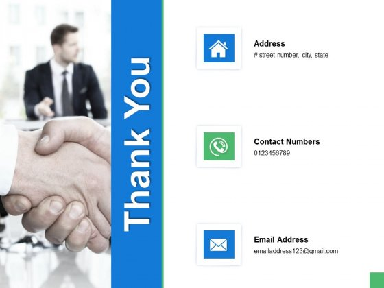 Thank You Door To Door Sales Strategy Ppt PowerPoint Presentation Professional Background Designs