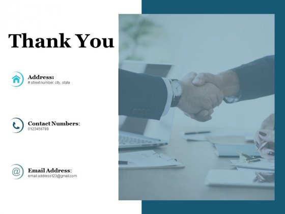 Thank You Door To Door Selling Ppt Powerpoint Presentation Ideas Good