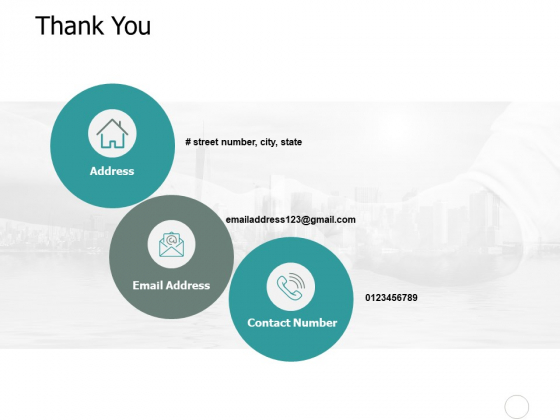 Thank You Ecommerce Industry Outline Ppt PowerPoint Presentation Summary Objects