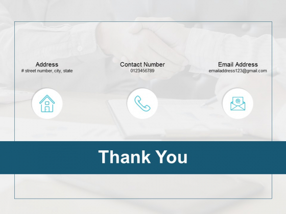 Thank You Employee Career Progression Management Ppt PowerPoint Presentation Portfolio Gallery