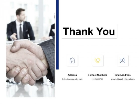 Thank You Financial Assets Management KPI And Dashboar Ppt PowerPoint Presentation Inspiration Information