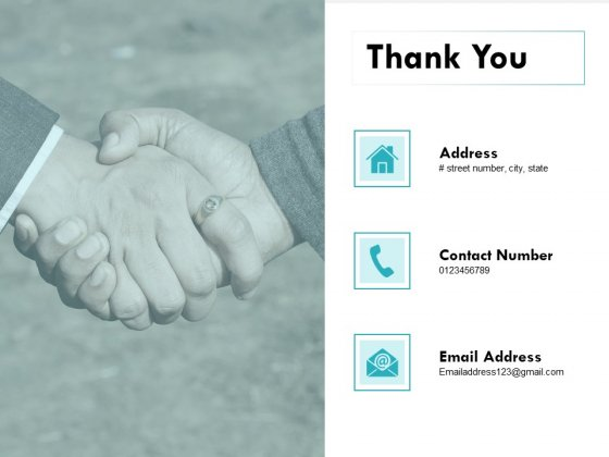 Thank You Financial Concepts Risk Return Ppt PowerPoint Presentation Infographic Template Shapes