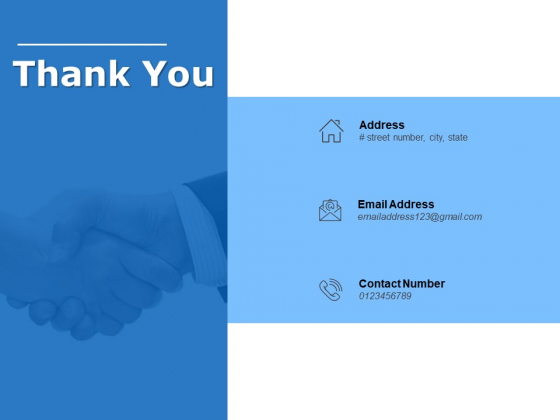 Thank You Financial Expenditure Ppt PowerPoint Presentation Layouts Introduction