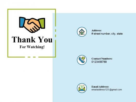 Thank You For Watching Ppt PowerPoint Presentation Show Graphic Tips